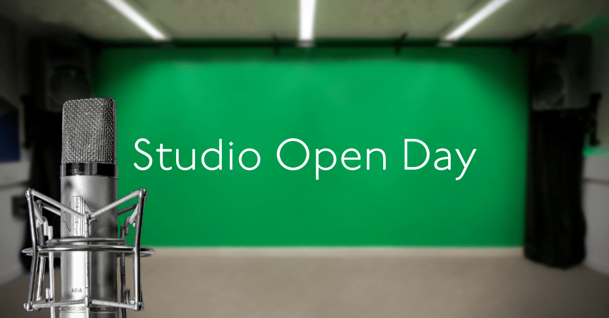 studio open day