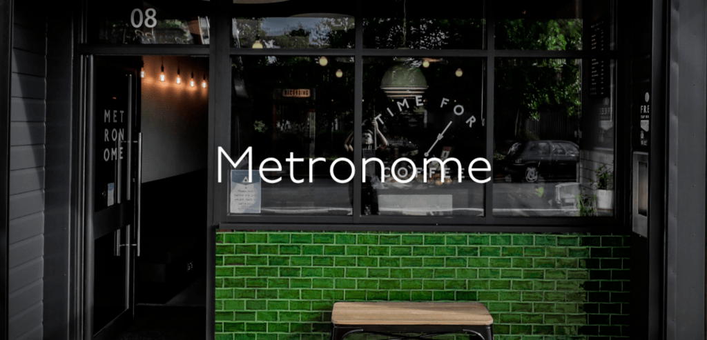 Metronome front